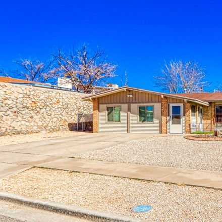 Rent this 3 bed apartment on 308 Buena Suerte Drive in El Paso, TX 79912