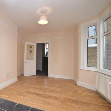 Rent this 3 bed house on Swallowfield Road in London SE7 7NW, United Kingdom