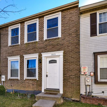 Rent this 3 bed condo on Castle Ter in Silver Spring, MD
