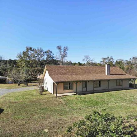 Rent this 3 bed house on Locust Rd in East Mountain, TX