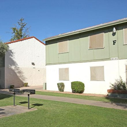 Rent this 1 bed apartment on 4539 West McLellan Road in Bethany Heights, AZ 85301