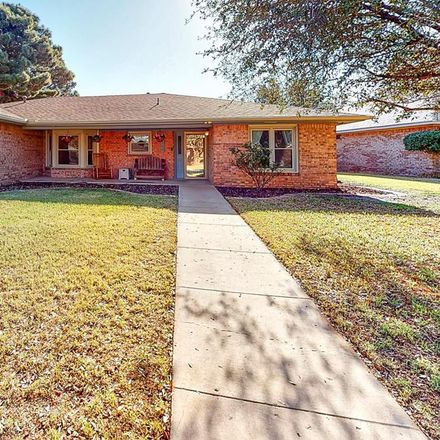 Rent this 4 bed house on 4102 Norwood Street in Midland, TX 79707