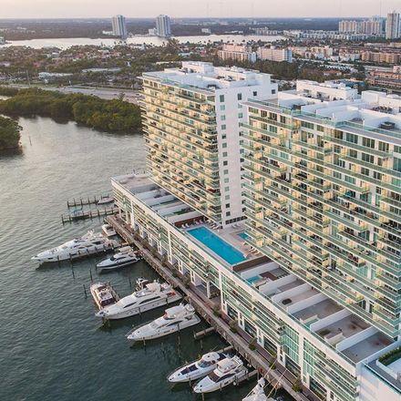 Rent this 3 bed condo on 400 Sunny Isles Blvd in North Miami Beach, FL