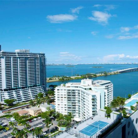 Rent this 3 bed condo on 501 Northeast 31st Street in Miami, FL 33137