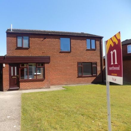 Rent this 4 bed house on Lansdowne Close in Carlisle CA3 9HN, United Kingdom