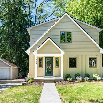 Rent this 4 bed house on 1805 Charlton Avenue in Ann Arbor, MI 48103