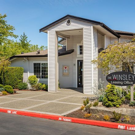 Rent this 3 bed apartment on 100th Street Southwest in Paine Field-Lake Stickney, WA 98204