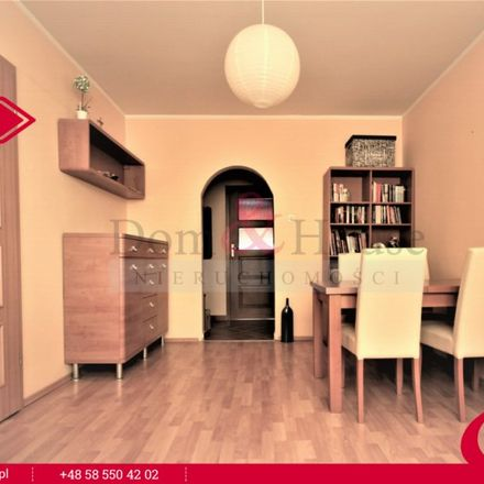 Rent this 3 bed apartment on Turkusowa 19 in 81-194 Gdynia, Poland