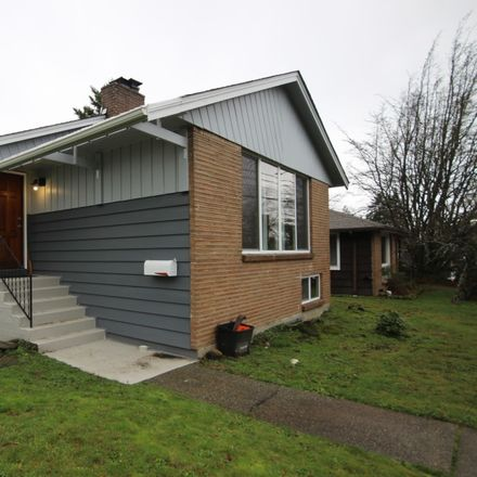 Rent this 5 bed house on 7715 16th Avenue Southwest in Seattle, WA 98106