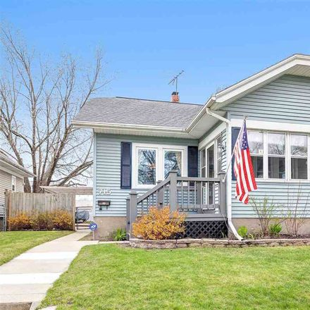 Rent this 3 bed house on 715 James Street in Green Bay, WI 54303