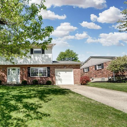 Rent this 4 bed house on 1605 Summithills Drive in Forest Hills Estates, OH 45255