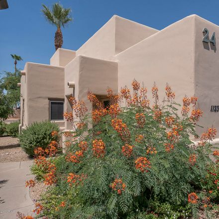Rent this 3 bed townhouse on 11333 North 92nd Street in Scottsdale, AZ 85260