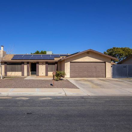 Rent this 3 bed house on W 21st Ln in Yuma, AZ