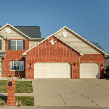 Rent this 5 bed house on 648 Longfellow Drive in O'Fallon, IL 62269