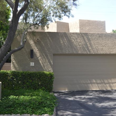 Rent this 3 bed townhouse on East McDonald Drive in Scottsdale, AZ 85250
