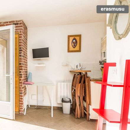Rent this 0 bed apartment on Rue de Belleville in 75020, Paris