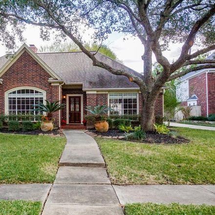 Rent this 4 bed house on 4923 Canterbury Lane in Sugar Land, TX 77479