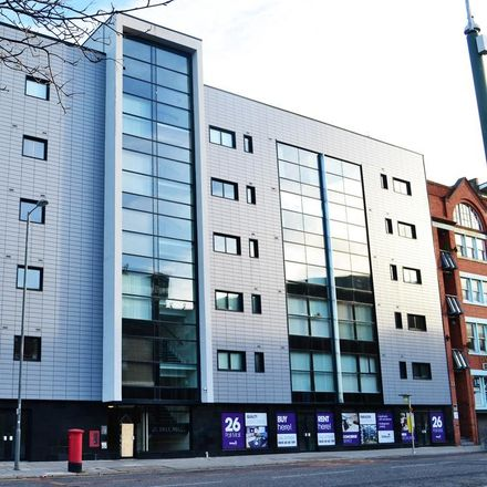 Rent this 2 bed apartment on Highfield Street in Liverpool L3 6AS, United Kingdom