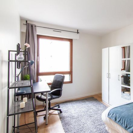 Rent this 5 bed room on Le Monet in Cours Ferdinand de Lesseps, 92500 Rueil-Malmaison