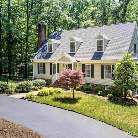 Rent this 4 bed house on Gersandy Pl in Charlottesville, VA
