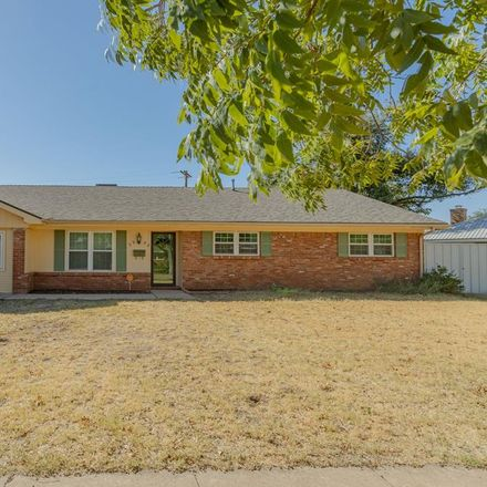 Rent this 5 bed house on 3302 Stewart Avenue in Midland, TX 79707