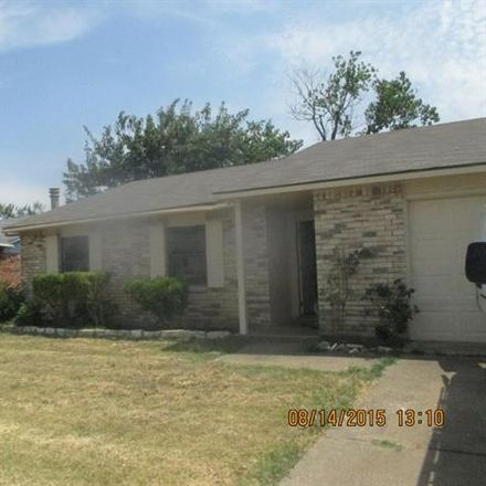 Rent this 3 bed house on 742 Wandering Way Drive in Allen, TX 75002