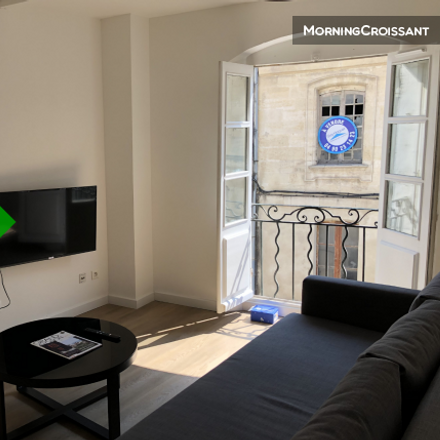 Rent this 1 bed apartment on 34 Rue du Portail Magnanen in 84000 Avignon, France
