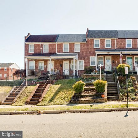 Rent this 2 bed townhouse on 7065 East Baltimore Street in Baltimore, MD 21224