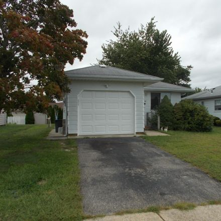 Rent this 2 bed apartment on 20 Van Gogh St in Toms River, NJ
