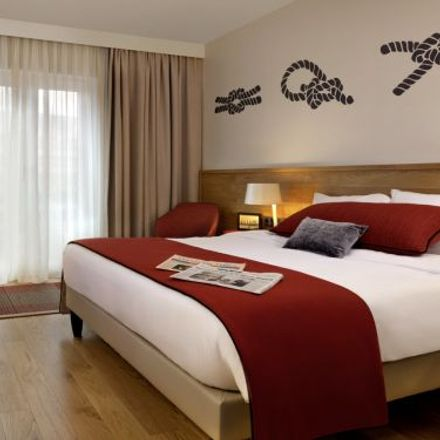 Rent this 1 bed apartment on Citadines Michel Hamburg in Ludwig-Erhard-Straße 7, 20459 Hamburg