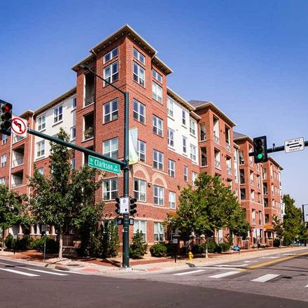 Rent this 2 bed apartment on Colburn Apartments in 960 Grant Street, Denver