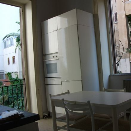 Rent this 1 bed room on via enrico parisi