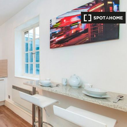 Rent this 1 bed apartment on The Steward Building in 12 Steward Street, London E1 7LP