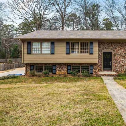 Rent this 4 bed house on 2308 Calvin Drive in Hoover, AL 35216