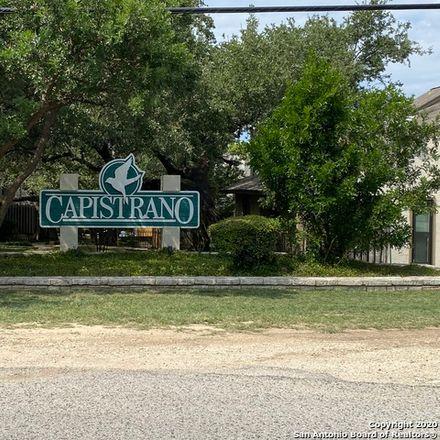 Rent this 2 bed condo on 14122 Churchill Estates Boulevard in San Antonio, TX 78248