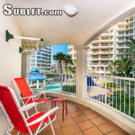 Rent this 3 bed apartment on Breakfree Moroccan in View Avenue, Surfers Paradise QLD 4217