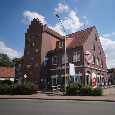 Rent this 1 bed loft on Apotheke am Lindenhof in Debstedter Straße, 27607 Langen