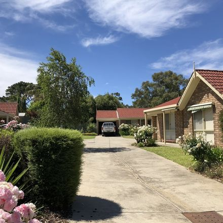 Rent this 1 bed house on Philps Court in O'Halloran Hill SA 5158, Australia