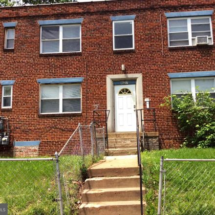 Rent this 1 bed apartment on 827 51st Street Southeast in Washington, DC 20019