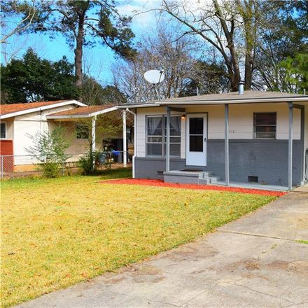 Rent this 3 bed house on 2710 3rd Avenue in Phenix City, AL 36867