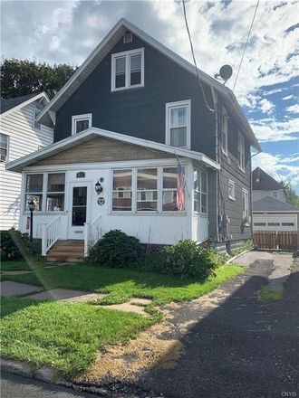 Rent this 4 bed house on 46 Auburn Avenue in Utica, NY 13501