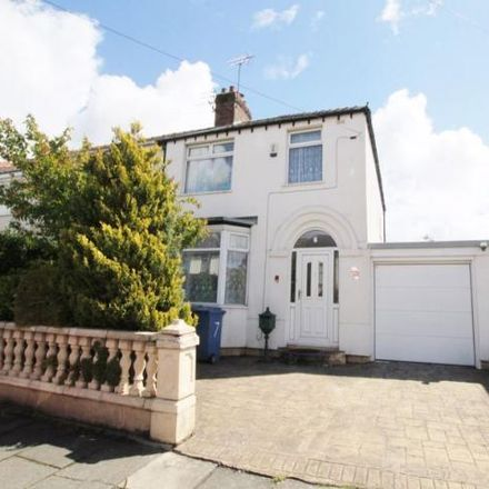 Rent this 3 bed house on Heydale Road in Liverpool L18, United Kingdom