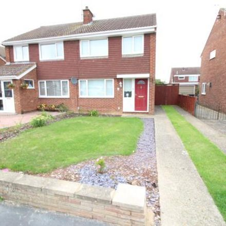 Rent this 3 bed house on Balham Close in East Northamptonshire NN10 9JL, United Kingdom