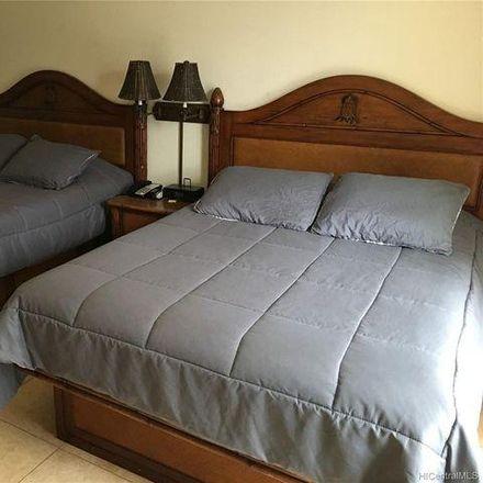 Rent this 0 bed condo on Luana in 2045 Kalakaua Avenue, Honolulu