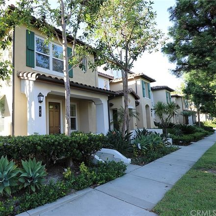 Rent this 3 bed townhouse on 243 Dewdrop in Irvine, CA 92603