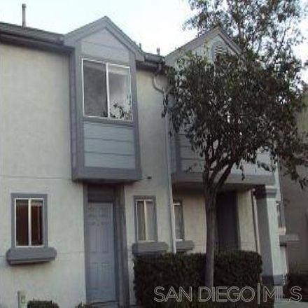 Rent this 2 bed townhouse on 2455 Kings View Circle in San Diego County, CA 91977