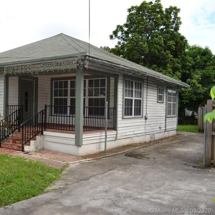 Rent this 2 bed house on 4174 Southwest 9th Street in Trail Trailer Park, FL 33134