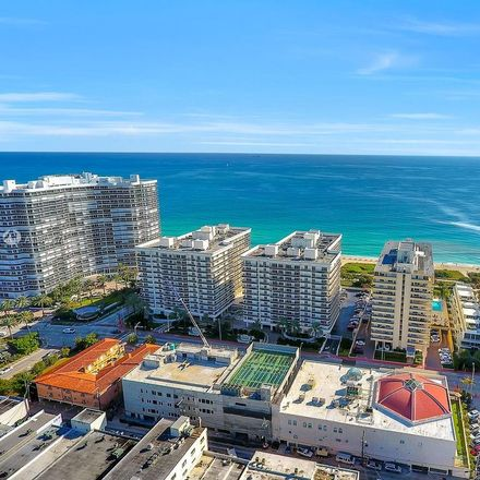 Rent this 2 bed condo on 9559 Collins Avenue in Bal Harbour Village, FL 33154