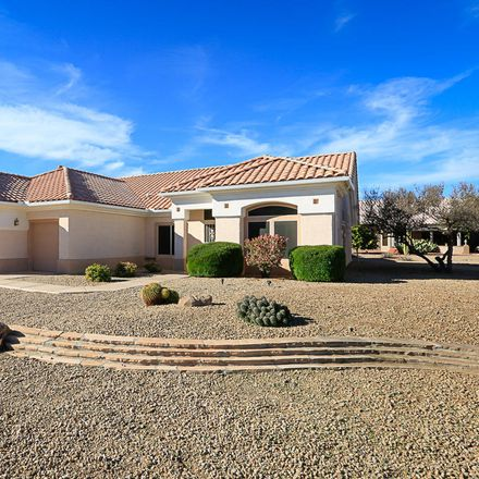 Rent this 3 bed house on 14022 West Caballero Drive in AZ 85375, USA
