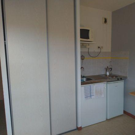 Rent this 1 bed apartment on 66 Rue des Docteurs Charcot in 42100 Saint-Étienne, France